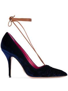 туфли-лодочки Ilenia со шнуровкой Oscar Tiye