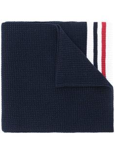 шарф в полоску Moncler Gamme Bleu