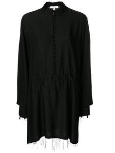 платье мини на пуговицах Orchard Iro