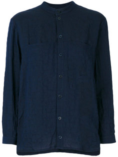 рубашка с воротником-стойка Toogood