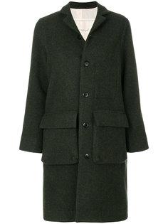 пальто с карманами-карго Toogood