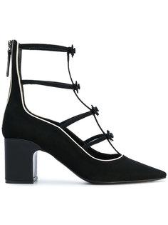 туфли-лодочки с аппликацией Fabrizio Viti
