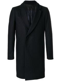 однобортное пальто Wooyoungmi