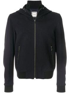 куртка с капюшоном  на молнии Wooyoungmi