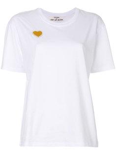 классическая футболка с вышивкой Closed