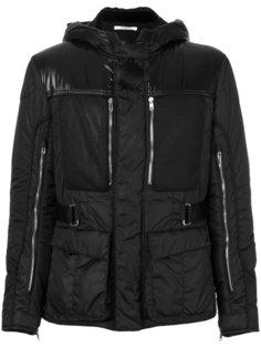 стеганая куртка с молниями Givenchy