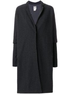 фактурное пальто-кардиган  Kristensen Du Nord