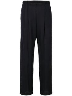 брюки с заниженным шаговым швом  Kristensen Du Nord