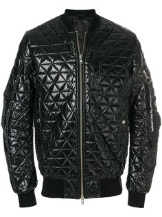 стеганая куртка-бомбер Odeur