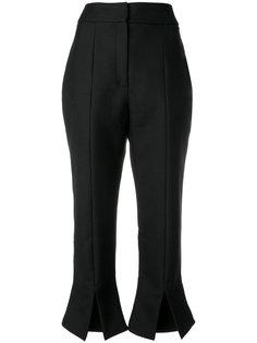 укороченные брюки с разрезами Jacquemus