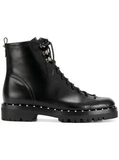 армейские ботинки Valentino Garavani Valentino