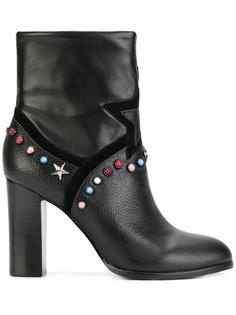 ботинки с заклепками Frankie Morello