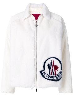 куртка с логотипом  Moncler Gamme Rouge