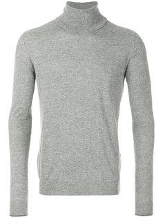 пуловер с высокой горловиной в рубчик Golden Goose Deluxe Brand