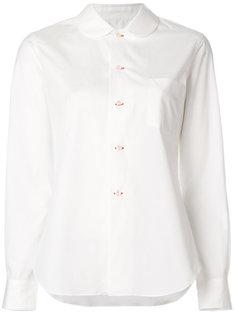 приталенная рубашка Comme Des Garçons Girl