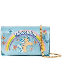 клатч металлик My Little Pony Moschino