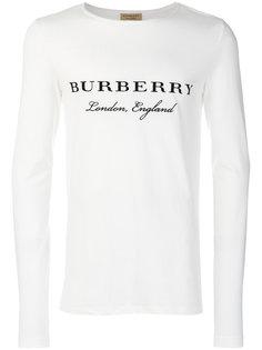 футболка Tunley  Burberry