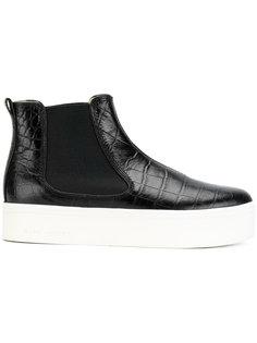 ботинки челси с эффектом крокодиловой кожи Marc Jacobs