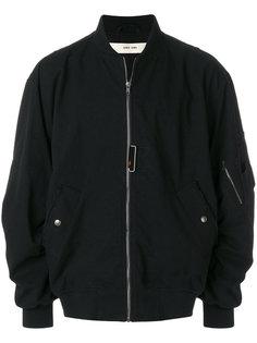куртка-бомбер на молнии Damir Doma