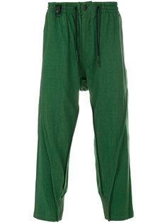 брюки с заниженной проймой Y-3