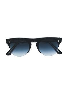 солнцезащитные очки с градиентными стеклами Cutler & Gross