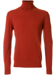 свитер с высокой горловиной Z Zegna