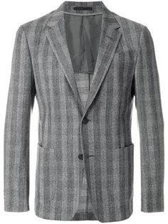 полосатый пиджак Z Zegna