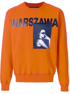 толстовка Warszawa Misbhv