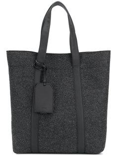 прямоугольная сумка-тоут  Lanvin