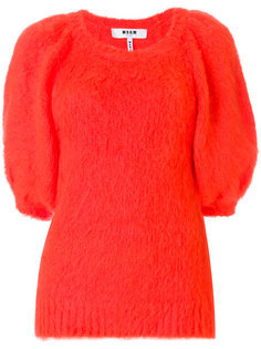 трикотажный свитер MSGM