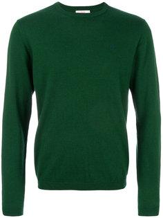 классичекий трикотажный свитер Sun 68