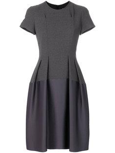 расклешенное платье  Paule Ka