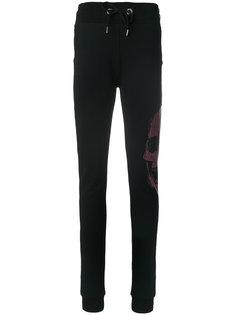 спортивные брюки с отделкой  Philipp Plein