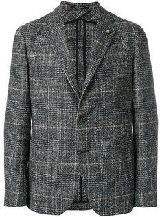 твидовый пиджак Tagliatore