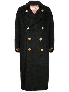 двубортное пальто Theatre Products