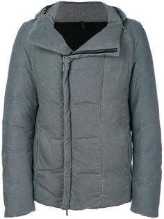 стеганое пальто на молнии Masnada