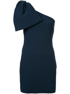 платье-мини Hamptons с бантом Rebecca Vallance