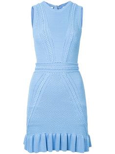 платье ажурной вязки Majorca Rebecca Vallance