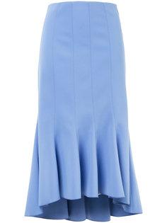 асимметричная юбка с оборками GINGER & SMART