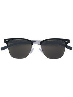 солнцезащитные очки в квадратной оправе Boss Hugo Boss