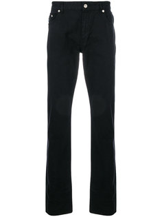 джинсы прямого кроя Love Moschino