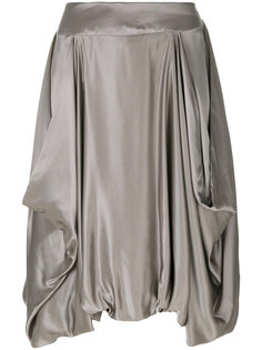 юбка со сборками JW Anderson