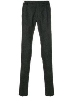 классические прямые брюки Tagliatore