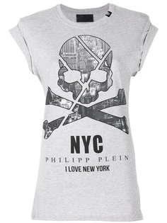 футболка New York Philipp Plein