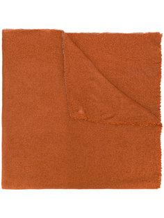 шарф с плетеным дизайном Faliero Sarti