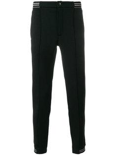 спортивные брюки с полосатым поясом Michael Kors