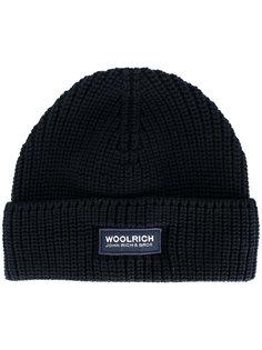 классическая трикотажная шапка  Woolrich