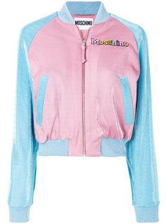 куртка-бомбер My Little Pony Moschino