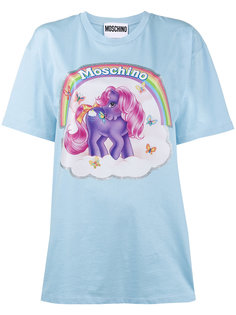футболка My Little pony Moschino