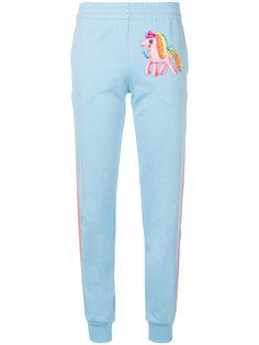 спортивные брюки My Little Pony Moschino